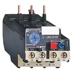 schneider lr2d1307 relais de protection thermique moteur 1 6 2 5 a classe 10a. Black Bedroom Furniture Sets. Home Design Ideas