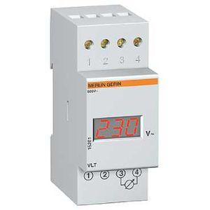 Schneider electric 15201 powerlogic voltm tre num rique modulaire vlt 0 600 v - Materiel electrique schneider ...