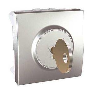 schneider electric unica alu interrupteur cl 2 positions 10 a 2 modules. Black Bedroom Furniture Sets. Home Design Ideas
