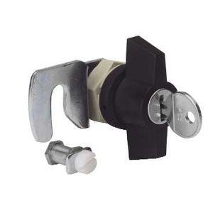schneider electric nsytl1242eme serrure 1242e p manette esc. Black Bedroom Furniture Sets. Home Design Ideas