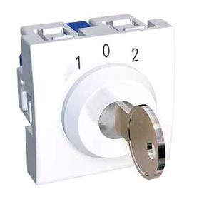 schneider altira interrupteur cl 3 positions 16 a blanc. Black Bedroom Furniture Sets. Home Design Ideas