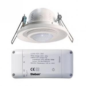 Détecteur De Présence Plafond LUXA 103-360 360