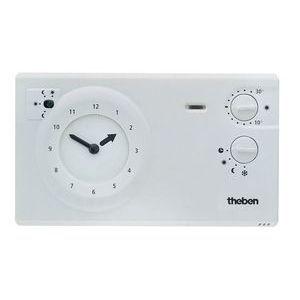 Thermostat Ambiance Programmable Ramsès 782 Avec Réserve De Marche 24H / 7J