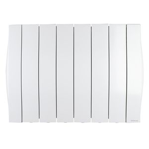 radiateur chaleur douce thermor bilbao digital h blanc 2000w thermor 491771. Black Bedroom Furniture Sets. Home Design Ideas