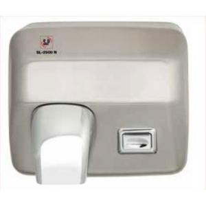 Sèche-mains série SL-2005 Bouton poussoir