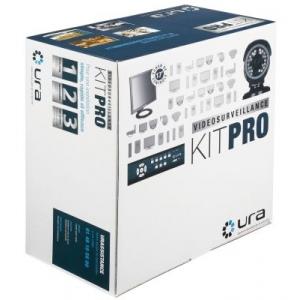 Kit CCTV avec écran 17 pouces