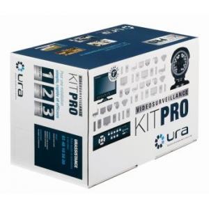 Kit CCTV avec écran 7 pouces