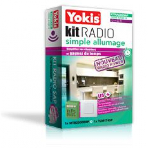 Kit Radio Simple Allumage Gamme Radio Power (5454515)