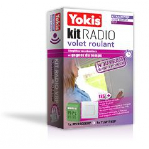 Kit Radio Volet Roulant Gamme Radio Power (5454518)