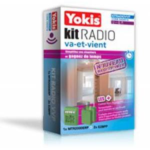 Kit Radio Va-et-Vient Gamme Radio Power (5454516)