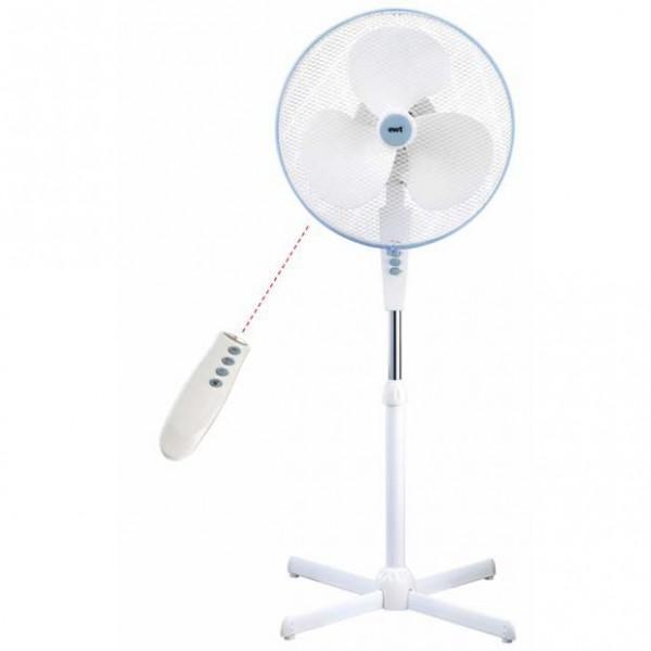 ewt ecomfort40r ventilateur sur pied 40cm avec t l commande vento comfort 40 r. Black Bedroom Furniture Sets. Home Design Ideas