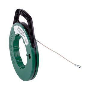 greenle 52041746 aiguille tire fil en acier inoxidable plat 30m klauke. Black Bedroom Furniture Sets. Home Design Ideas