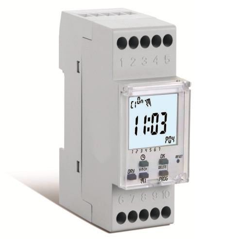 Perry electric 1io7081 interrupteur horaire digital for Perry termostato istruzioni