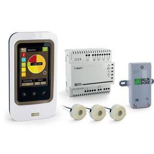 delta dore 6110030 tywatt 5200 emetteur int grateur thermique pour mesurer la consommation. Black Bedroom Furniture Sets. Home Design Ideas