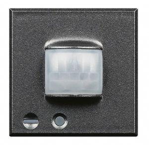 bticino cofrel hs4654 r cepteur pour t l commande ir 2 modules axolute anthracite. Black Bedroom Furniture Sets. Home Design Ideas