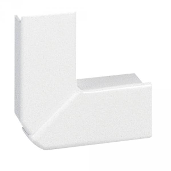 legrand 030283 angle plat variable pour moulure dlplus 40x20 blanc. Black Bedroom Furniture Sets. Home Design Ideas