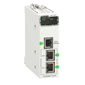 Characteristics Ethernet module M580 - 3-port Ethernet ...