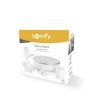 somfy 2401497 protect home alarm. Black Bedroom Furniture Sets. Home Design Ideas