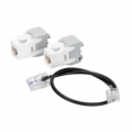 Kit d'extension 2 RJ45 pour coffret de communication