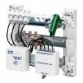 Gewiss Coffret de communication 4RJ45 grade 1
